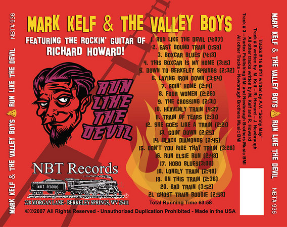 NBT Records Projects